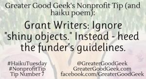7 Haiku Tuesday