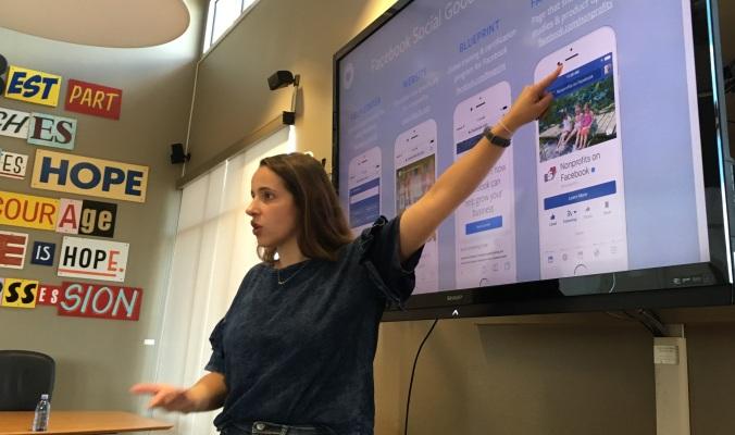 Facebook at TGRC Sept 2018